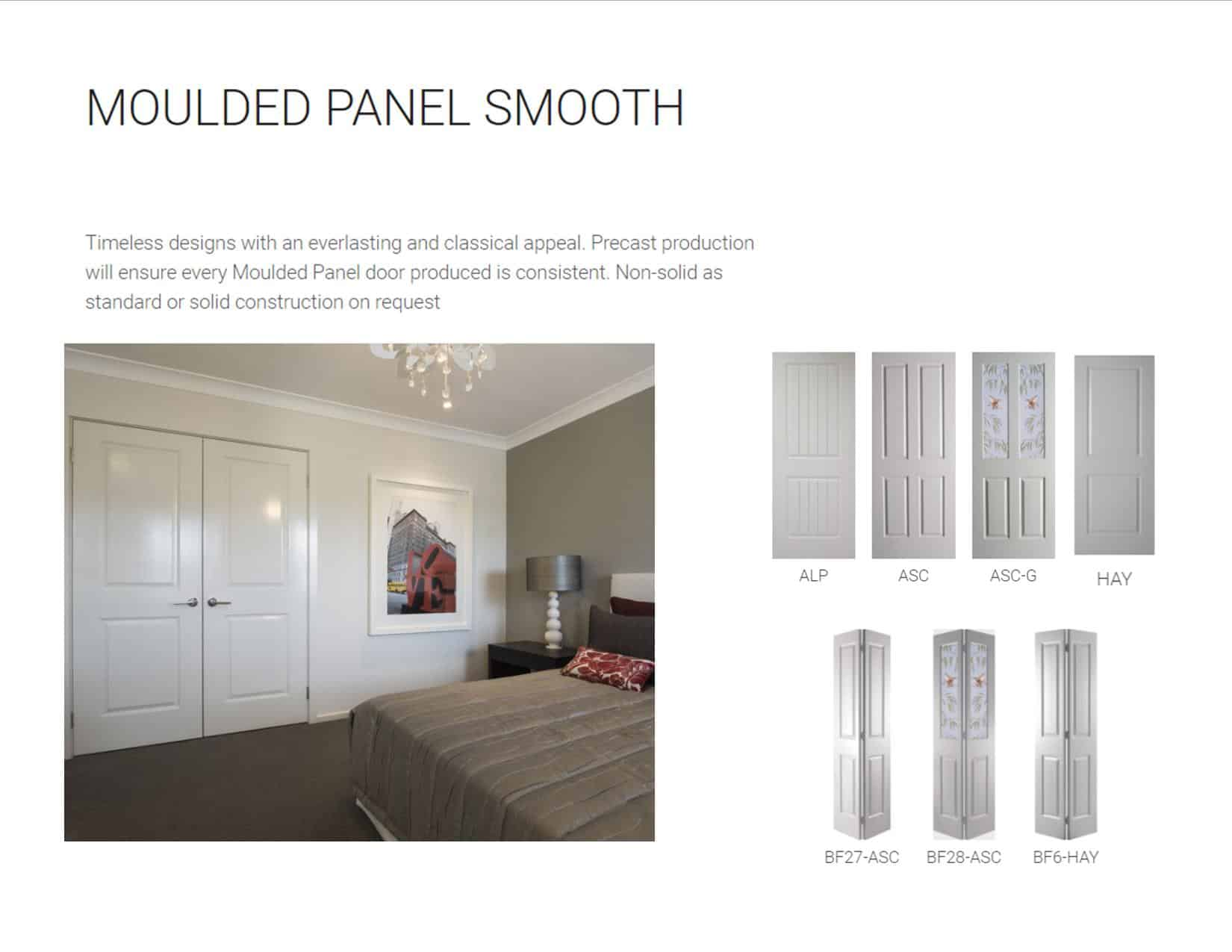 Moulded-Panel-Smooth
